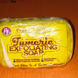 Turmeric Exfoliating Soap