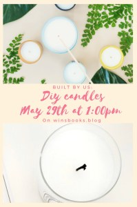 How to make your own diy candles-Winsbooks: learn how to make your own easy simple and fun candles from home