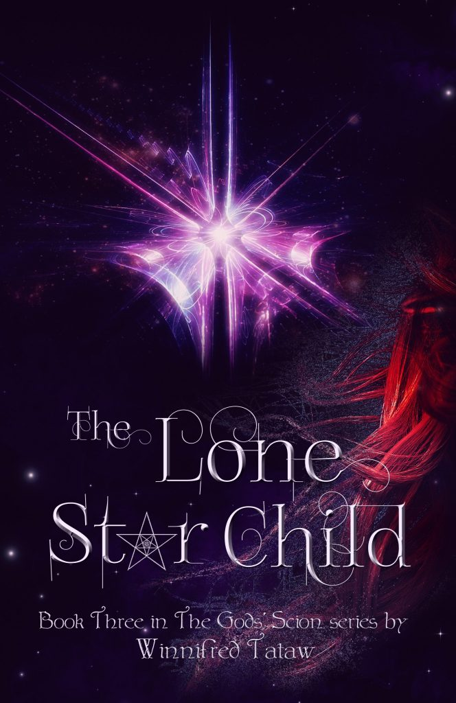 the lone star child book title and cover