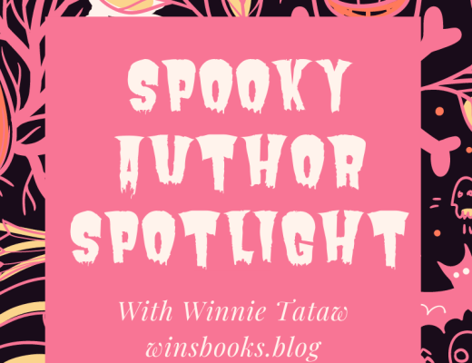 spooky author spotlight