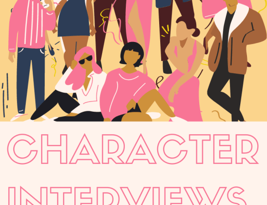 character interviews on win's books
