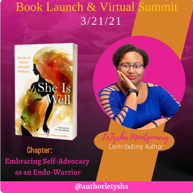author interview with LeTysha