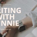 writing with Winnie on Win's Books