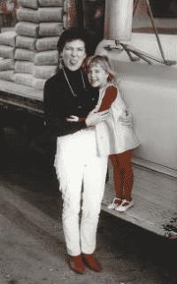 Mom and Lisa