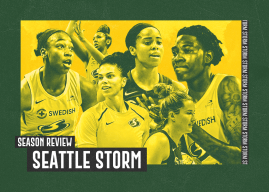 Season Review: Resilience defined the 2019 Seattle Storm
