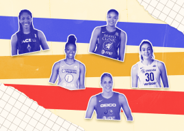 The 2020 WNBA Start-a-Franchise Draft