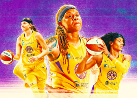 The Pros & Cons to Starting Seimone Augustus, Brittney Sykes and Sydney Wiese