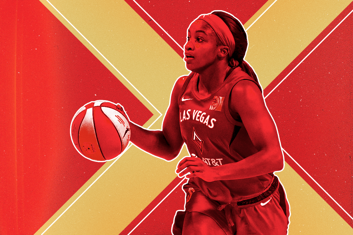 Jackie Young Is Vegas's Playoff X Factor » Winsidr