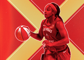 Jackie Young Is Vegas's Playoff X Factor