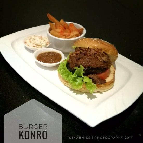 Indonesian Burger