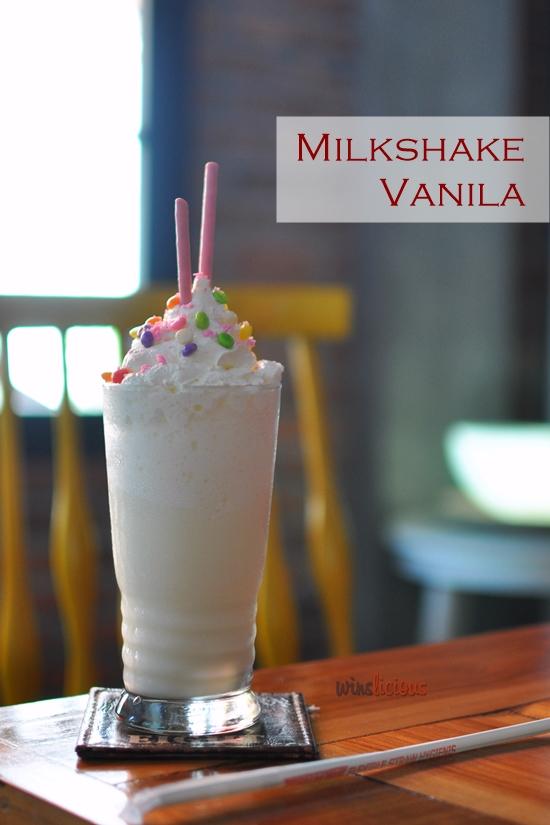 MasaKini Milkshake Vanila