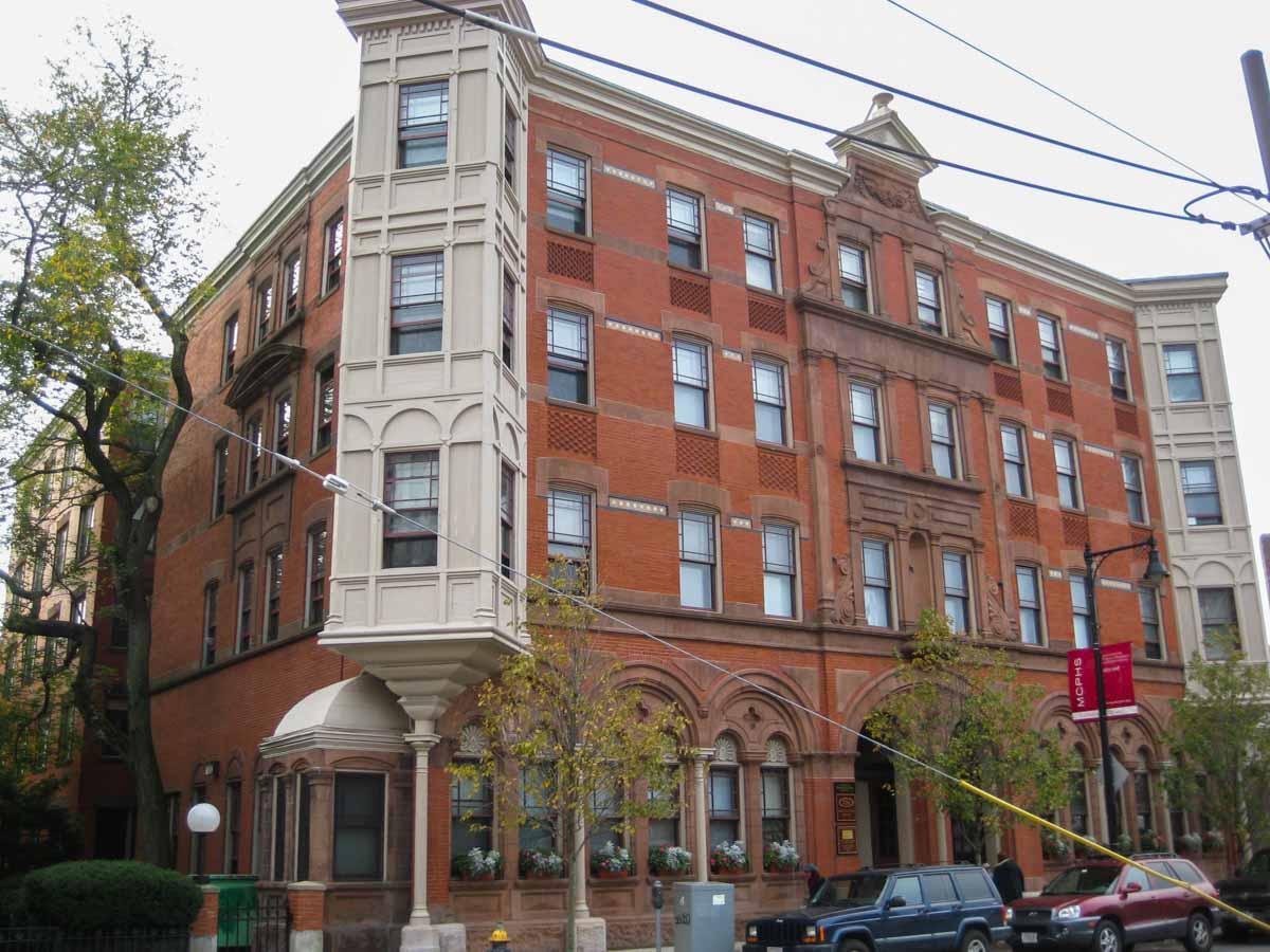 Winslow Architects Multi Family Huntington Ave