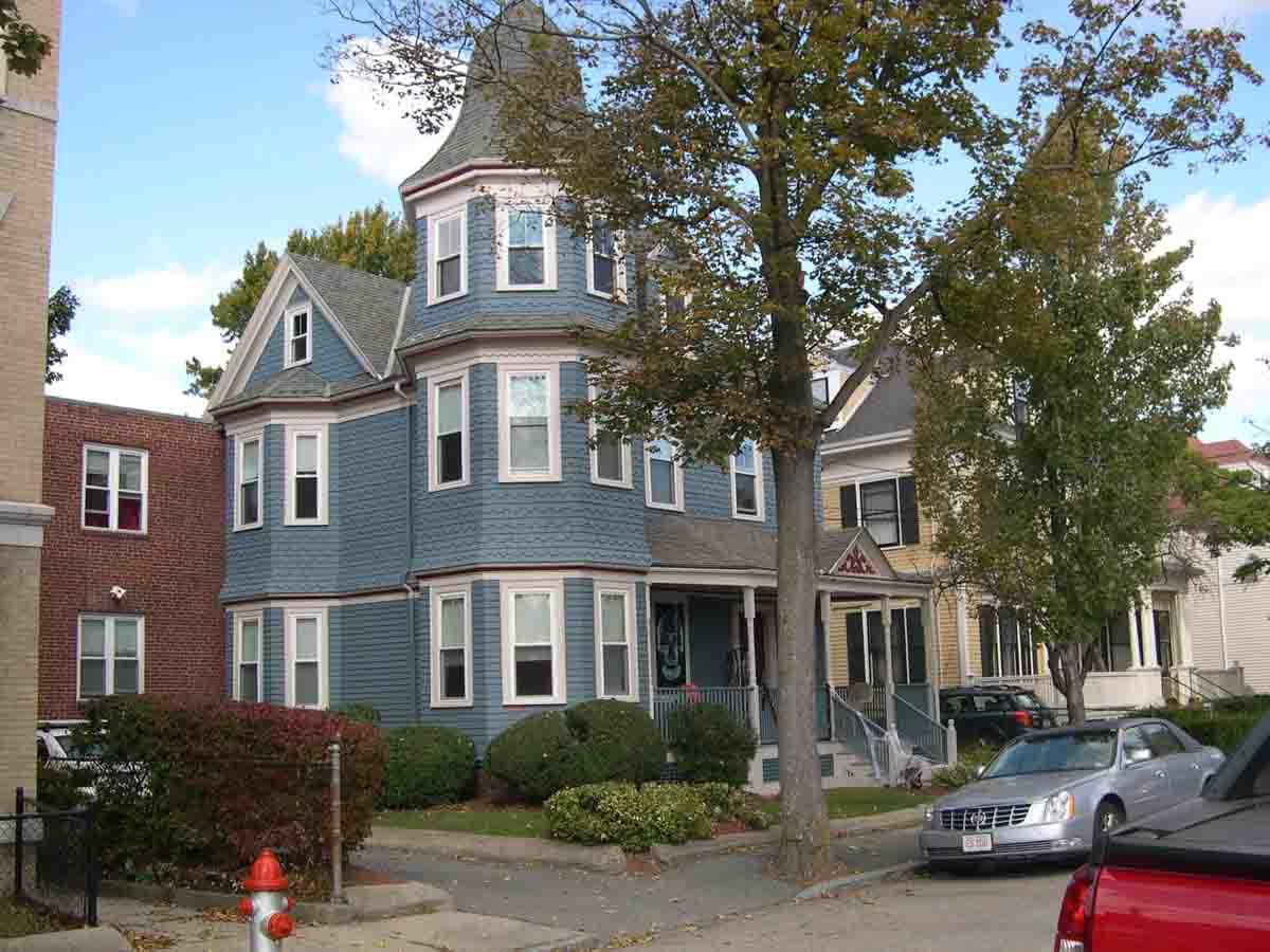 Municipal Renovation Projects by Winslow Architects