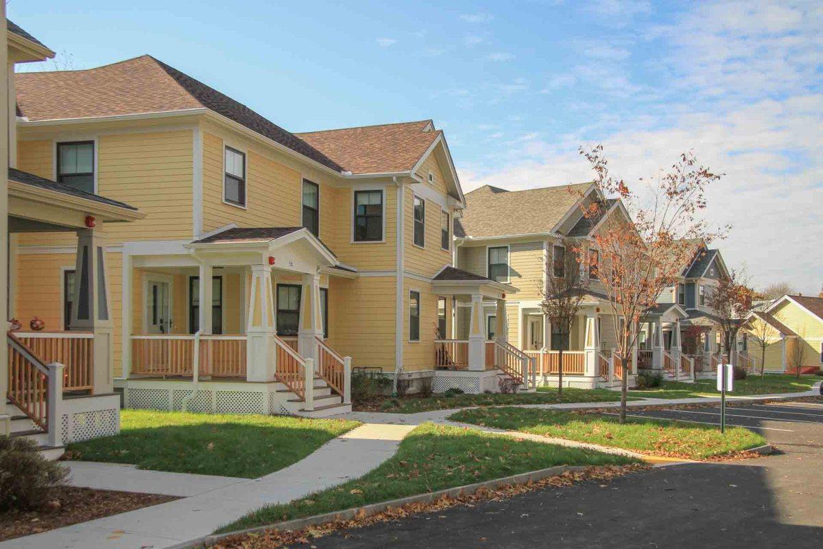 Winslow Architects Arlington Multi Family Parkview