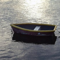 floating boat freedom