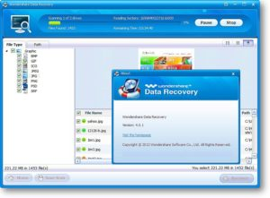 Wondershare Data Recovery 6.0.7 patch key features :