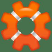 Elegant logo of latest DLL Files fixer crack