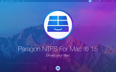 Paragon NTFS 15 Serial key