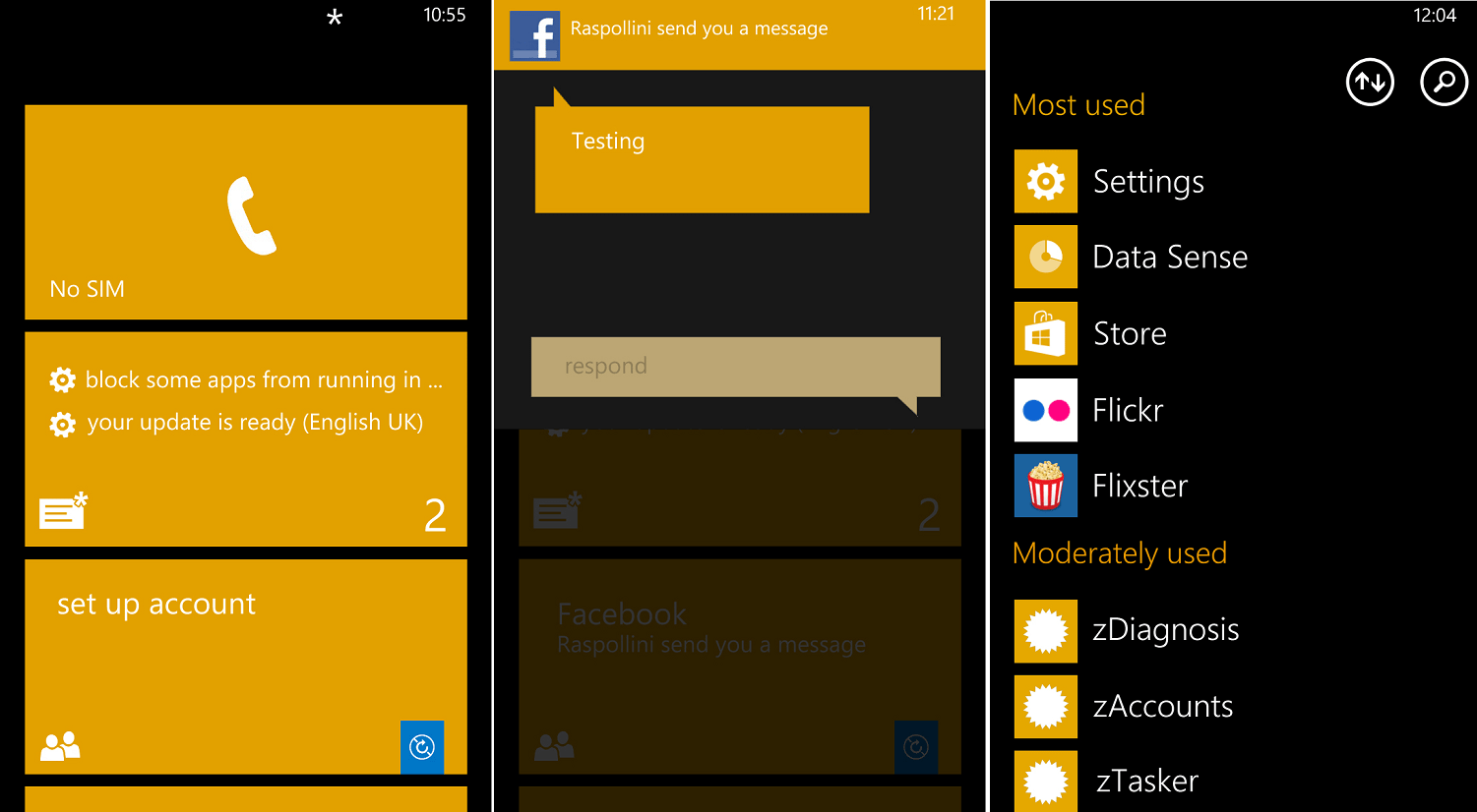 Phones Awesome Windows 8 Apps