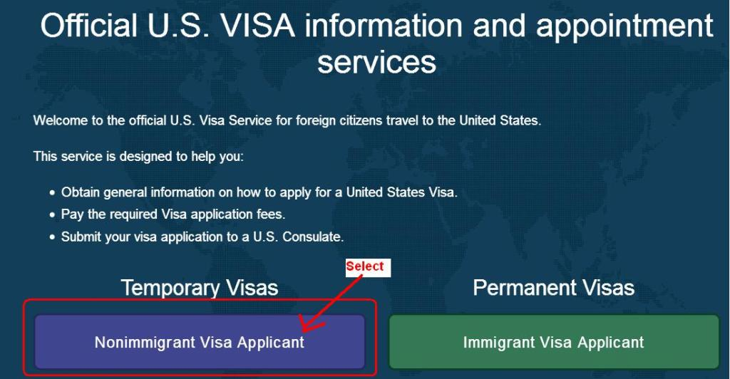 How to Apply For USA Visitor Visa - Winstar Technologies