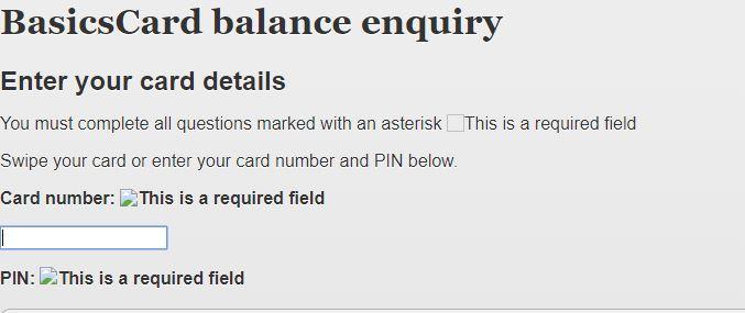 Basics card Management Phone