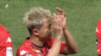 เจ ชนาธิป 89นาที ให้ ซับโปโร แต่ช่วยได้แค่เจ๊า กัมบะ โอซาก้า 0-0