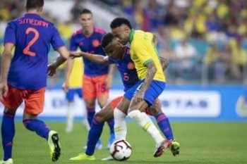 เนย์มาร์ สุดฮอต ช่วยบราซิลรอดตาย! ตีเสมอ โคลอมเบีย 2-2