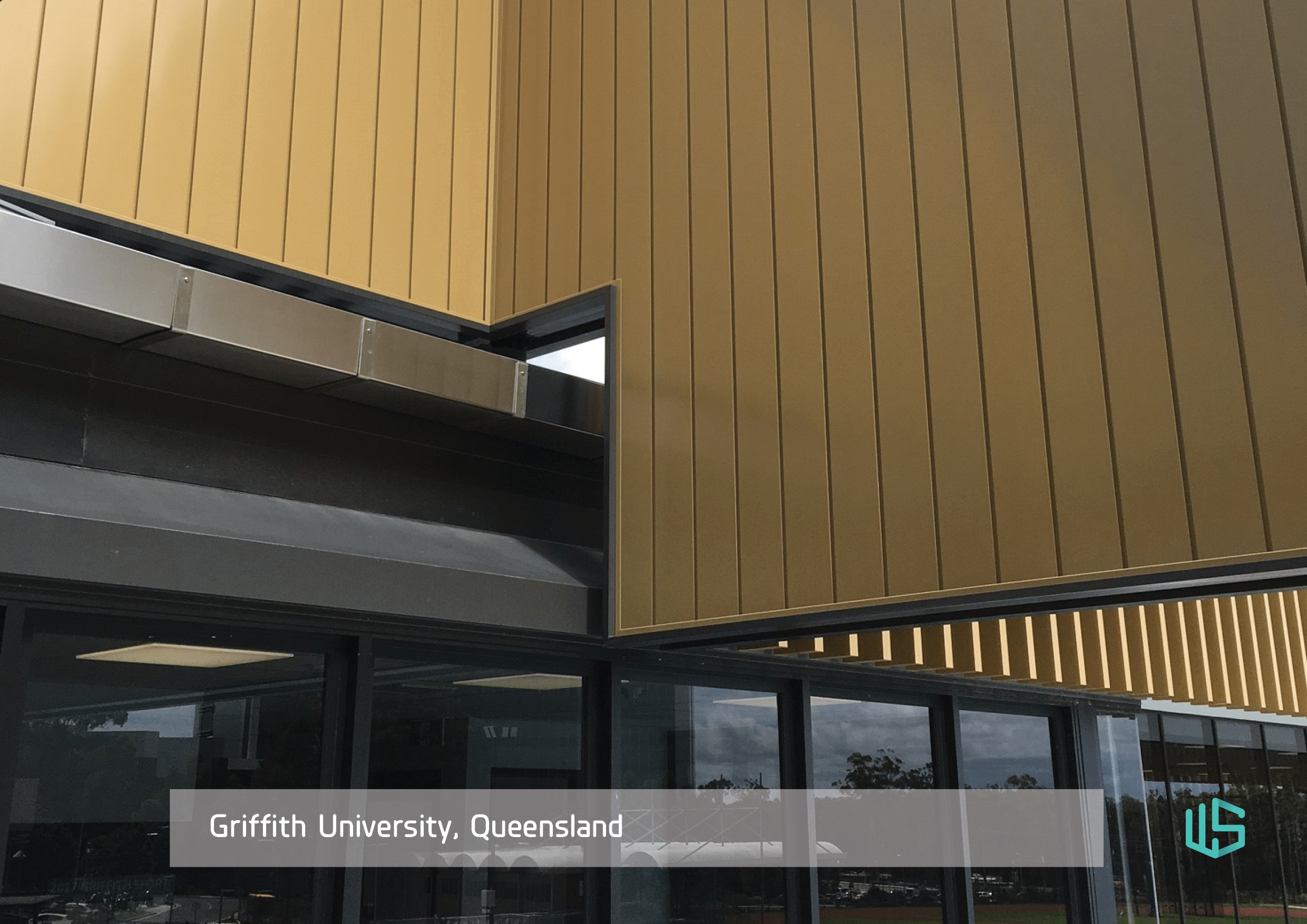 Ulltraclad Project Showcase - Griffith University