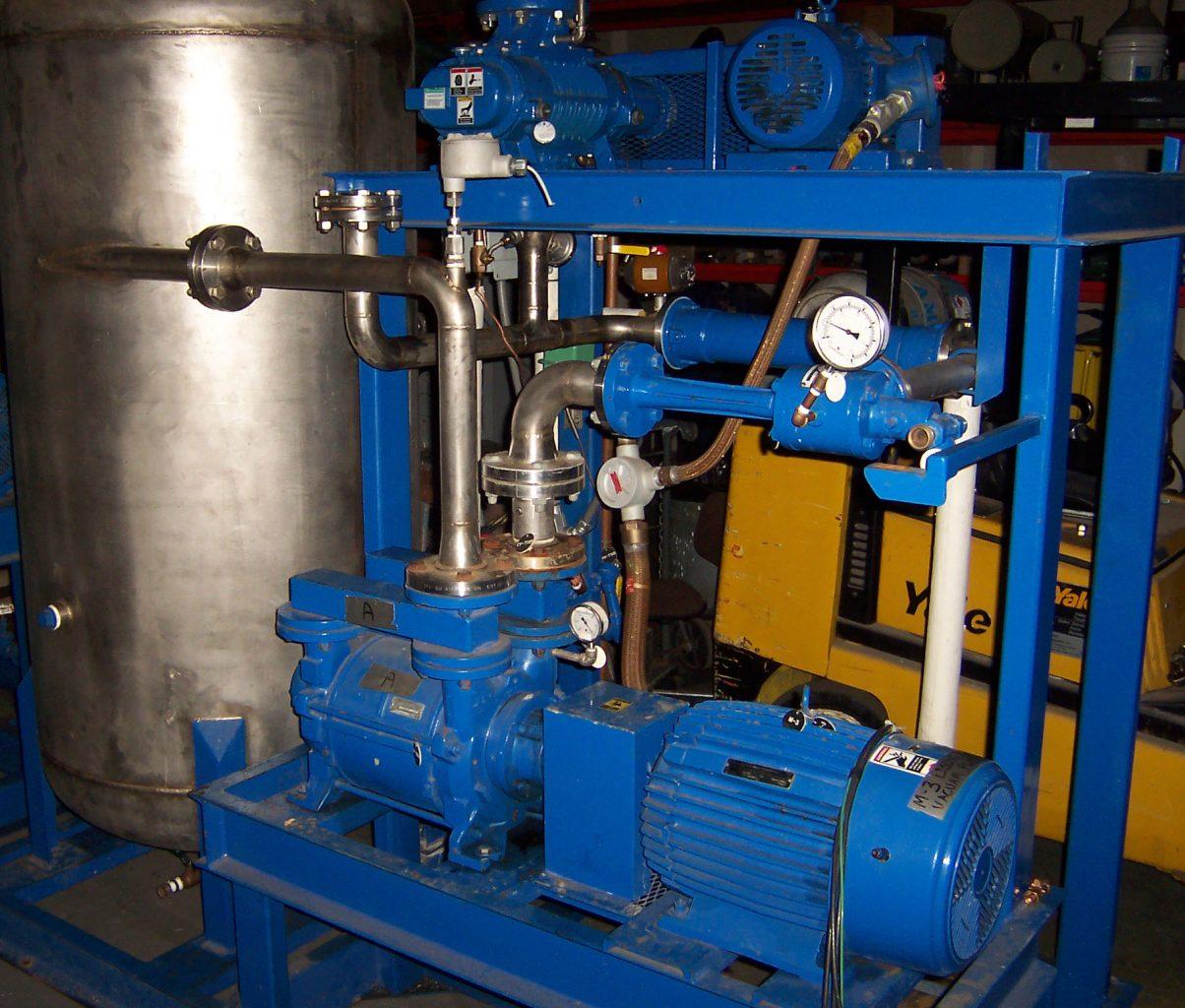 Vacuum Pump Rentals   Vacuum System Rentals   Liquid Vacuum Pump