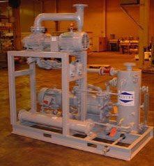 Vacuum Pump Systems for Ethylene Oxide (EtO) and Steam Sterilizers