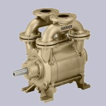 Single Stage Bare Shaft Liquid Ring Vacuum Pumps