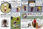 Fun Friday: Mom Doesn't Want To Hear It {Calvin and Hobbes}