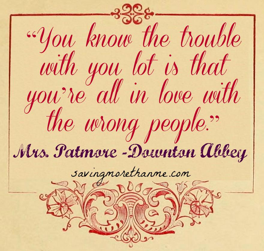 mrs. patmore #downtonabbey