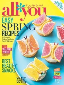 Featured In March 2015 Issue of allyou