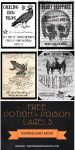 Printable Potion Labels: Four Halloween Potion + Poison Labels {free to download}