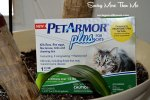 A New Flea and Tick Protection For Cats + Dogs @PetArmor