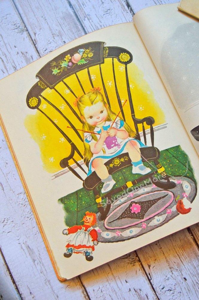 Vintage Thrift Store Finds: Ironstone, Milk Glass, Nancy Drew, Number Tags, + Children's Books winterandsparrow.com