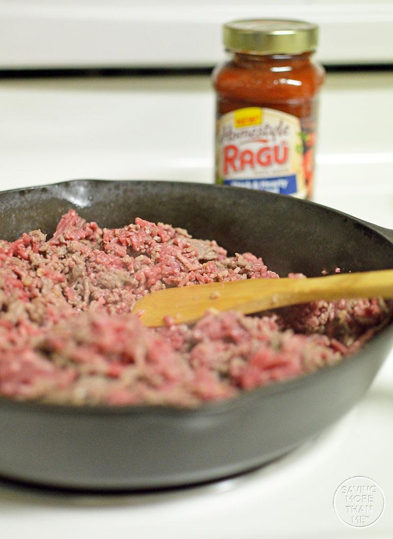 Ragu Pasta Sauce Recipes: Easy Baked Spaghetti