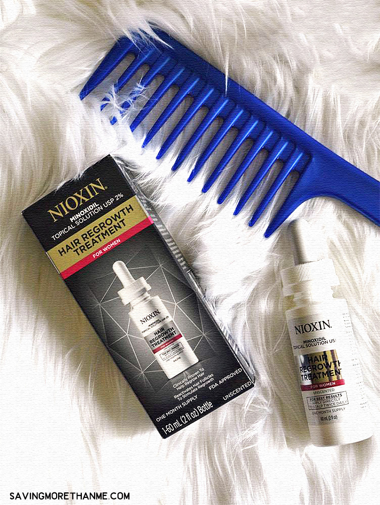 What Happened After I Used Nioxin Hair Regrowth Treatment For 90+ Days #Nioxin90 #ad @vocalpoint