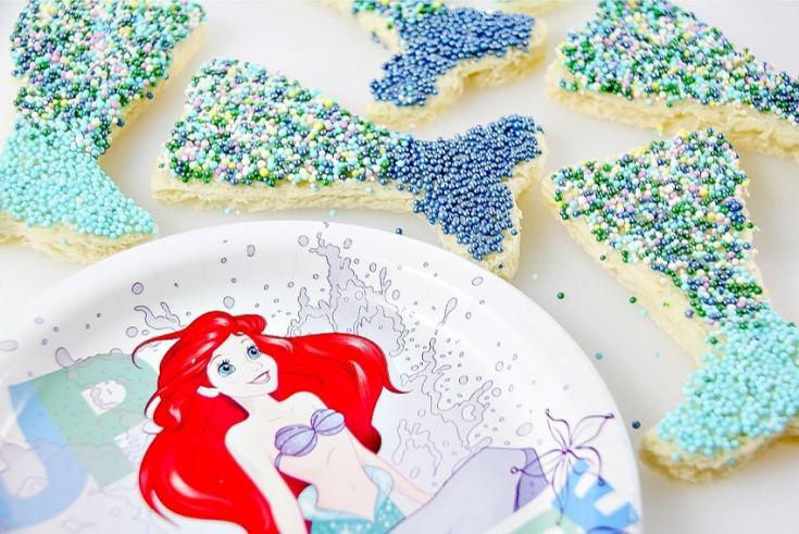 The Little Mermaid Movie Treats – Mermaid Tails