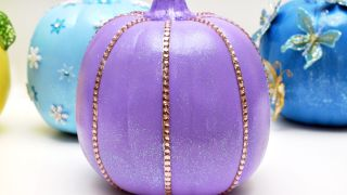 No-Carve Disney Princess Pumpkins - As The Bunny Hops®