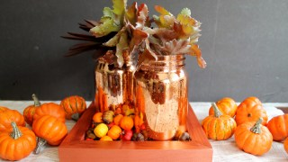 Fall Table Centerpieces for Home