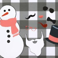 Build a Snowman Printable: keep the kids busy during the winter!