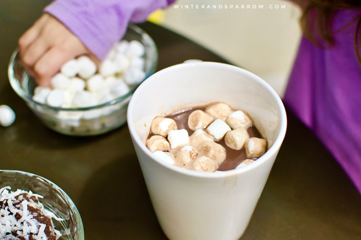 Classic Stovetop Hot Chocolate