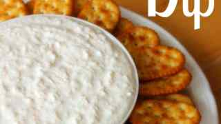 Grandma's Shrimp Dip Recipe Revisited, Now Low Fat AND High Protein