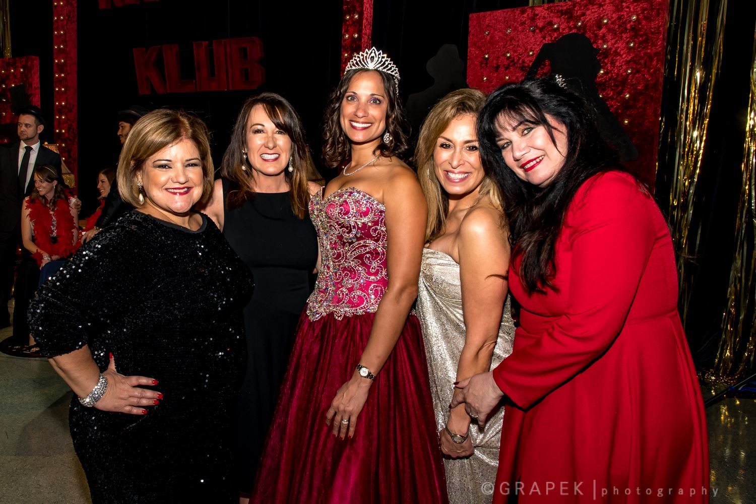 2016 Belle of the Ball Wendy Liebowitz