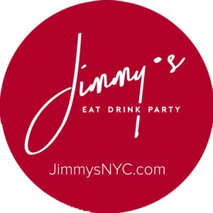 Jimmy's 38th Nyc Nightclub official logo.