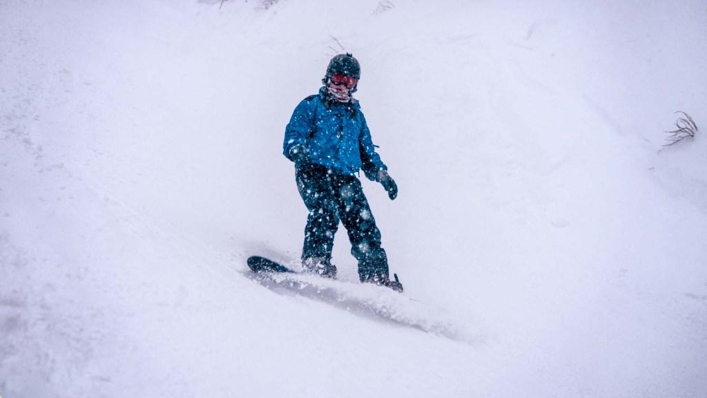 Jak hamować na snowboardzie?
