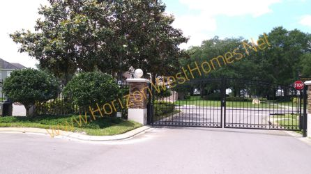 Bay Isle Winter Garden Florida Gated community homes for sale