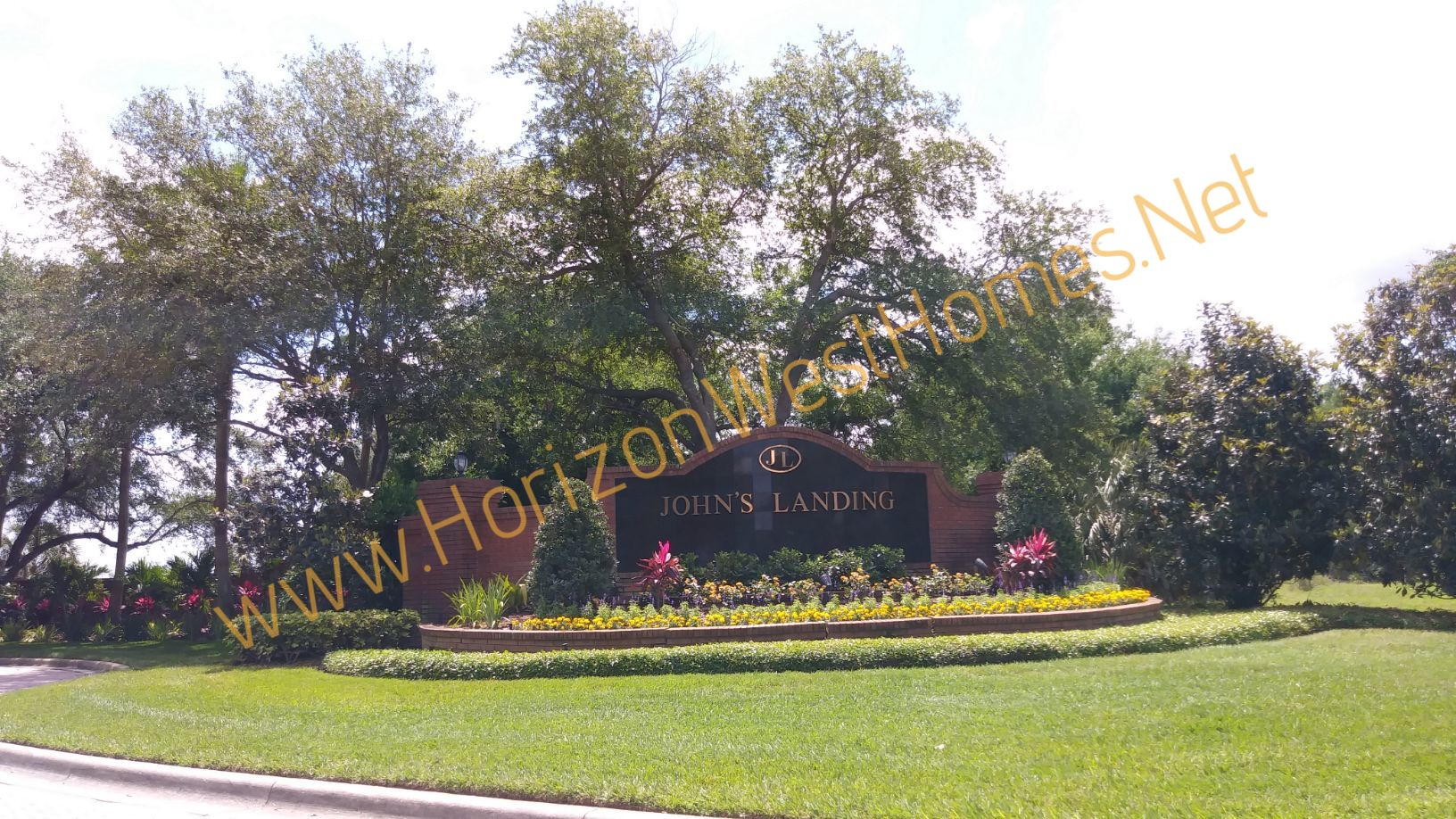 Johns Landing homes for sale Gated community Winter Garden Oakland Florida real estate